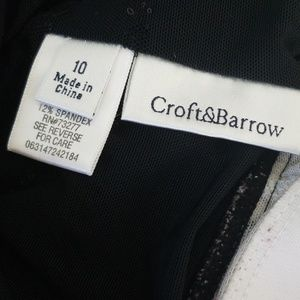croft & barrow Swim - Croft & Barrow swimsuit sz 10